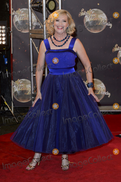 Carol Kirkwood Photo - Carol Kirkwood at the launch of Strictly Come Dancing 2015 at Elstree Studios in Borehamwood HertsSeptember 1 2015  Borehamwood UKPicture Dave Norton  Featureflash