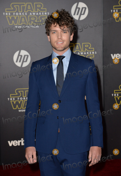 Austin Swift Photo - Actor Austin Swift brother of Taylor Swift at the world premiere of Star Wars The Force Awakens on Hollywood BoulevardDecember 14 2015  Los Angeles CAPicture Paul Smith  Featureflash