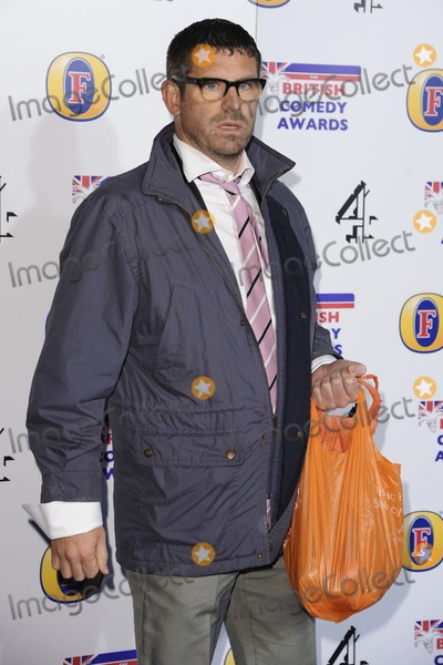 Angelos Epithemiou Photo - Angelos Epithemiou arriving for the British Comedy Awards 2011 at Fountains Studios Wembley London 19122011 Picture by Steve Vas  Featureflash