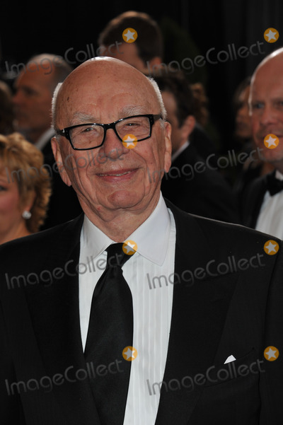 Rupert Murdoch Photo - Rupert Murdoch at the 85th Academy Awards at the Dolby Theatre HollywoodFebruary 24 2013  Los Angeles CAPicture Paul Smith  Featureflash