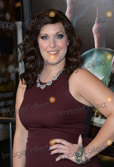 Allison Tolman Photo - Actress Allison Tolman at the Los Angeles premiere of her movie Krampus at the Arclight Theatre HollywoodNovember 30 2015  Los Angeles CAPicture Paul Smith  Featureflash