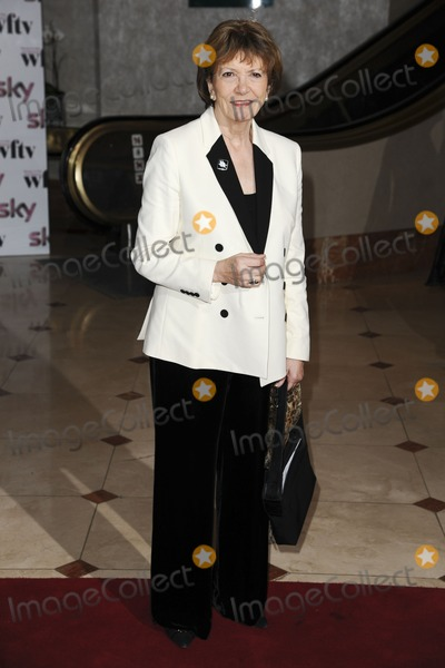 Joan Bakewell Photo - Dame Joan Bakewell  arriving for the Women in Film and TV Awards 2011 at the Park Lane Hilton Hotel London 02122011 Picture by Steve Vas  Featureflash