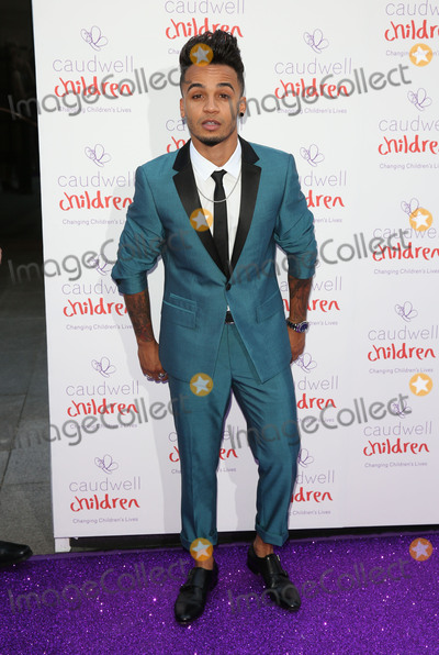 Aston Merrygold Photo - Aston Merrygold at the 2015 Butterfly Ball in aid of the Caudwell Children Charity at the Grosvenor House Hotel June 25 2015  London UKPicture James Smith  Featureflash