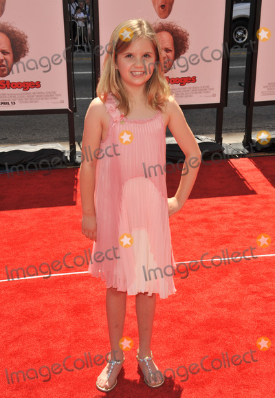 Kyla Kenedy Photo - Kyla Kenedy at the world premiere of The Three Stooges at Graumans Chinese Theatre HollywoodApril 7 2012  Los Angeles CAPicture Paul Smith  Featureflash