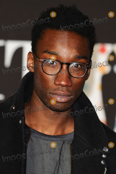 Nathan Stewart-Jarrett Photo - Nathan Stewart Jarrett arrives for the Brit Awards 2013 at the O2 Arena Greenwich London 20022013 Picture by Steve Vas  Featureflash