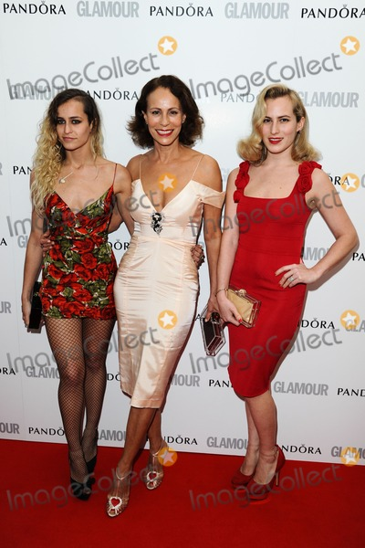 Andrea Dellal Photo - Alice Dellal Andrea Dellal and Charlotte Dellal arriving for the Glamour Women Of The Year Awards 2012 at Berkeley Square London 29052012 Picture by Steve Vas  Featureflash