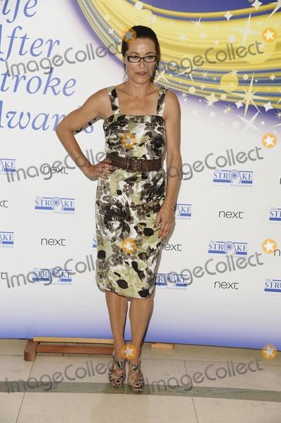 Amanda Donohoe Photo - Amanda Donohoe arrives the Life After Stroke Awards 2011 at Claridges Hotel London 02062011  Picture by Steve Vas  Featureflash