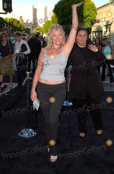 Sarah Ann Morris Photo - Actress SARAH ANNE MORRIS at the premiere in Los Angeles of What Lies Beneath