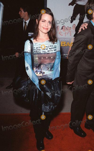 Mitzi Kapture Photo - 03NOV99 Actress MITZI KAPTURE at Los Angeles premiere of The Bachelor Paul Smith  Featureflash