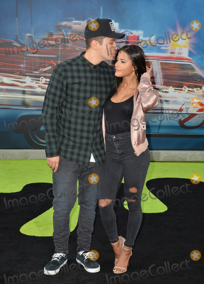 Austine Mahone Photo - LOS ANGELES CA July 9 2016 Singer Austin Mahone  girlfriend Katya Henry at the Los Angeles premiere of Ghostbusters at the TCL Chinese Theatre HollywoodPicture Paul Smith  Featureflash