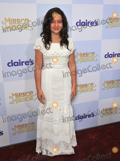Amara Miller Photo - Amara Miller at the world premiere of Mirror Mirror at Graumans Chinese Theatre HollywoodMarch 17 2012  Los Angeles CAPicture Paul Smith  Featureflash