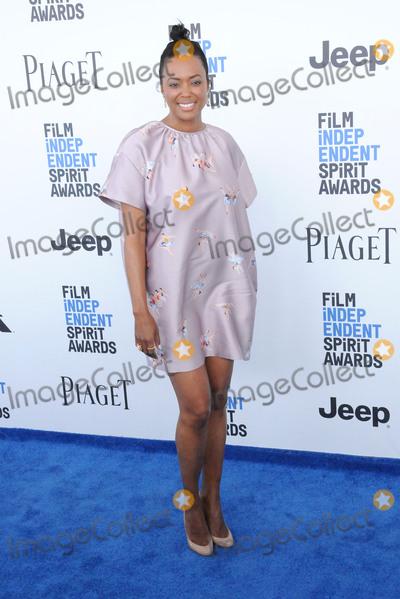 Aisha Tyler Photo - SANTA MONICA CA - FEBRUARY 25 Actress Aisha Tyler attends 2017 Film Independent Spirit Awards on February 25 2017 in Santa Monica California  (Photo by Barry KingImageCollectcom)
