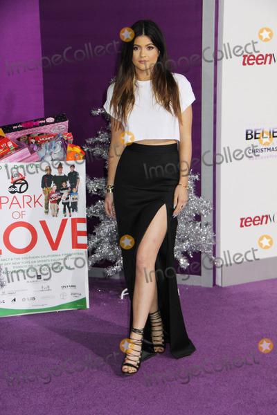 Kylie Jenner Photo - Kylie Jenner 12182013 Justin Biebers Believe World Premiere held at Regal Cinemas LA Live in Los Angeles CA Photo by Izumi Hasegawa  HollywoodNewsWirenet