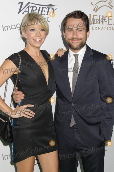 Charlie Day Photo - Charlie Day Mary Elizabeth Ellis 09182015 The 4th Annual Beyond Hunger A Place at the Table gala held at Montage Beverly Hills CA Photo by Yuichi Hiroyama  HollywoodNewsWirenet