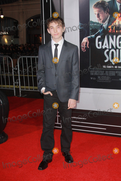 Austin Abrams Photo - Austin Abrams01072013 Gangster Squad Premiere held at Graumans Chinese Theatre in Hollywood CA Photo by Izumi Hasegawa  HollywoodNewsWirenet