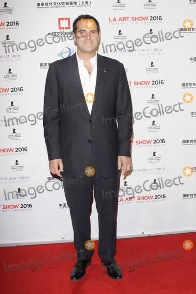 Andy Buckley Photo - Andy Buckley 20160127 LA Art Show and Los Angeles Fine Art Shows 2016 Opening Night Premiere Party Benefiting St Jude Childrens Research Hospital held at Los Angeles Convention Center in Los Angeles CA Photo by Kazumi Nakamoto  HollywoodNewsWirenet