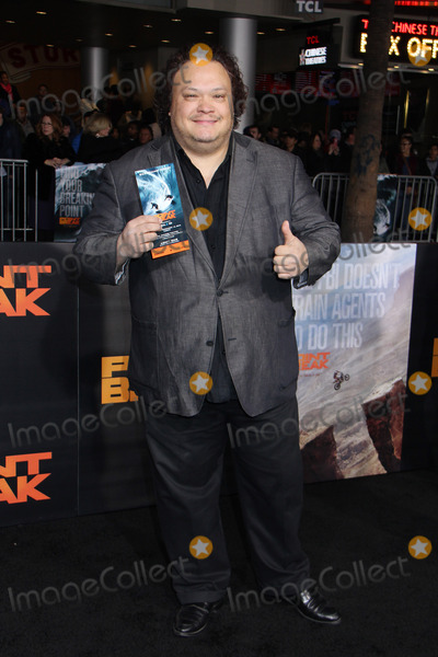 Adrian Martinez Photo - Adrian Martinez 12152015 Point Break Premiere held at the TCL Chinease Theatre in Hollywood CA Photo by Kazuki Hirata  HollywoodNewsWirenet