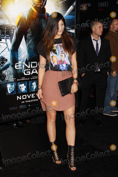 Kylie Jenner Photo - Kylie Jenner 10282013 Enders Game Premiere held at the TCL Chinese Theatre in Hollywood CA Photo by Kazuki Hirata  HollywoodNewsWirenet