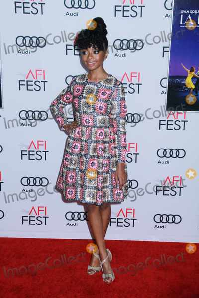 Skai Jackson Photo - Skai Jackson 11152016 La La Land Gala Screening in Hollywood CA Photo by Julian Blythe  HollywoodNewsWireco