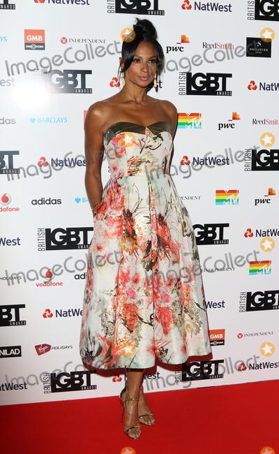 Alesha Dixon Photo - LondonUK Alesha Dixon     at the The British LBGT Awards at the Grand Connaught Rooms Covent Garden London 12th May 2017RefLMK73-S235-130417Keith MayhewLandmark MediaWWWLMKMEDIACOM