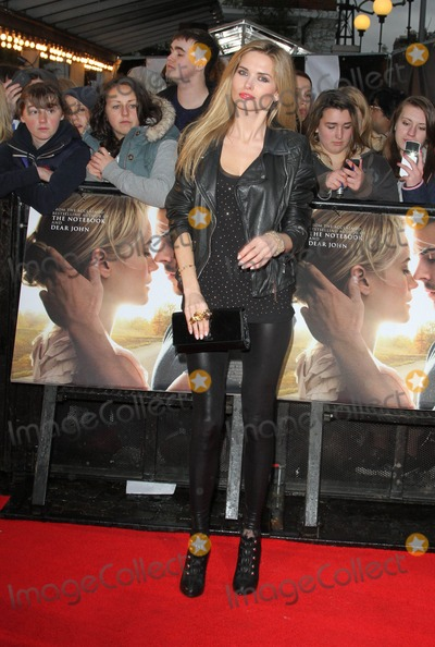 Agne Motiejunaite Photo - London UK Agne Motiejunaite at the European Premiere of The Lucky One - red carpet arrivals at the Bluebird Restaurant Chelsea 23rd April 2012Keith MayhewLandmark Media