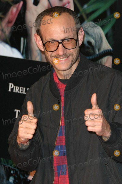Terry Richardson Photo - London UK  Terry Richardson   at the 2010 Pirelli Calendar Party at Old Billingsgate Market London 19th November 2009  Art KarinaLandmark Media