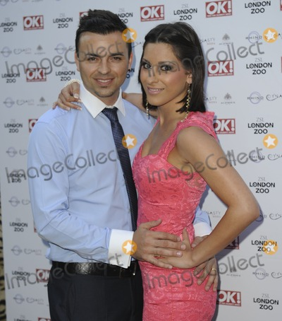 Andrea Begley Photo - London UK  Andy Scott-Lee and guest  at the OK Magazine Summer Party  Wild Tigers and Tiaras London ZooRegents Park London  25th June  2013RefLMK386-44538-260613   Gary MitchellLandmark Media WWWLMKMEDIACOM