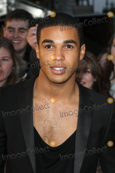 Lucien Laviscount Photo - London UK Lucien Laviscount at the European Premiere of The Lucky One - red carpet arrivals at the Bluebird Restaurant Chelsea 23rd April 2012Keith MayhewLandmark Media