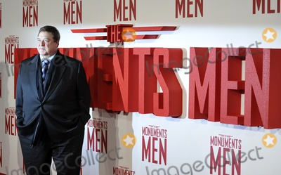 John Goodman Photo - London UK  110214John Goodman at the UK Premiere of The Monuments Men held at the Odeon Leicester Square11 February 2014Ref LMK386-42326-120214Gary MitchellLandmark MediaWWWLMKMEDIACOM
