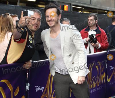 Andrew Scott Photo - London UK Andrew Scott  at the Opening Night of Disneys Aladdin at the Prince Edward Theatre Old Compton Street London on June 15th 2016Ref LMK73-60319-160616Keith MayhewLandmark Media WWWLMKMEDIACOM