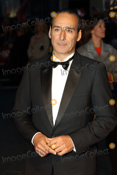 Alexandre Desplat Photo - London UK Alexandre Desplat at the London Film Festival 2015 Opening Gala Suffragette Premiere at Odeon Leicester Square London on October 7th 2015Ref LMK73-58341-081015Keith MayhewLandmark Media WWWLMKMEDIACOM