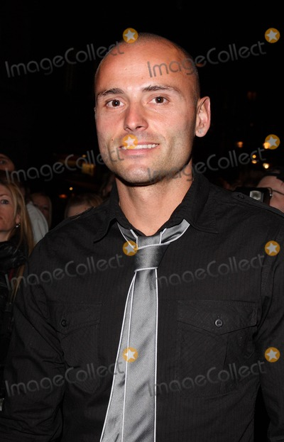 Andy Turner Photo - London UK Andy Turner at the Premiere of The Commuter held at the Aqua on Argyll Street 25th October 2010Keith MayhewLandmark Media