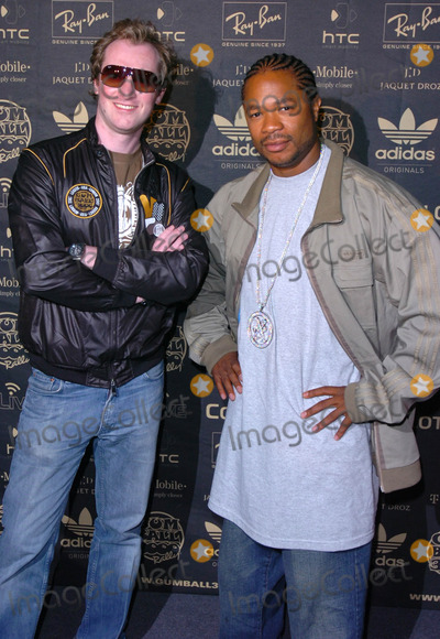 Maximillion Cooper Photo - London UK Maximillion Cooper (ex-Armani model and founder and organiser of the Gumball 3000 car race)and Xzibit at the Gumball 3000 (miles) Rally kick off in londons Pall Mall The race started from London and will go across Europe through cities including Bratislava and Vienna before arriving back in the capital just eight days later where the winners and all the guests will be greeted with music concert and awards ceremonyAndy LomaxLandmark Media