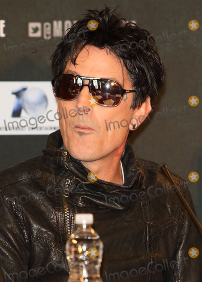 Motley Crue Photo - London UK Tommy Lee at the last ever European press conference for Motley Crue at Law Society on June 9 2015 in London EnglandRef LMK73-51440-090615Keith MayhewLandmark Media WWWLMKMEDIACOM