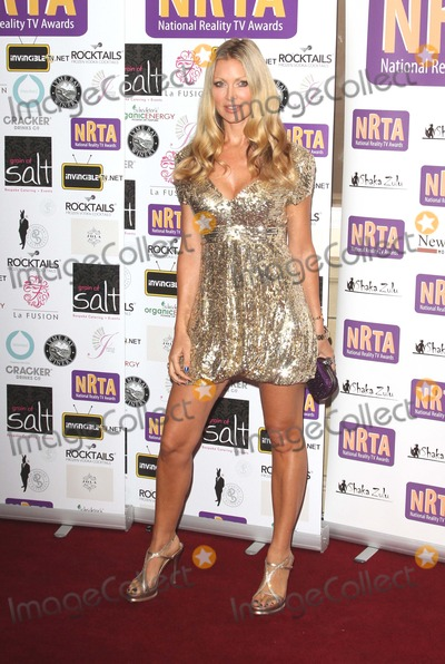 Caprice Photo - London UK  Caprice Bourret   at the Reality TV Awards at the Porchester Hall London 30th  August 2012Keith MayhewLandmark Media