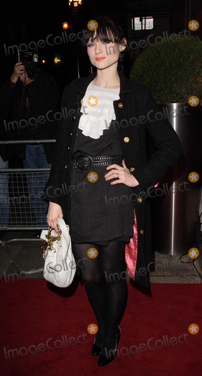 Sophie Ellis Bextor Photo - London UK Sophie Ellis-Bextor  at the Visit Scotland Burns Night Party  at the Harvey Nichols store  hosted by Designer Christopher Kane KnightsbridgeLondon 25th January  2008Keith MayhewLandmark Media