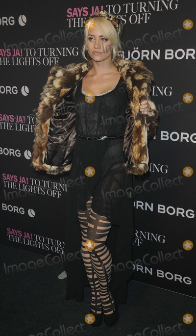 Bjorn Borg Photo - London UK  Kimberly Wyattat the Bjorn Borg LFW (London Fashion Week) party Battersea Power Station Kirtling St London 16th February 2012