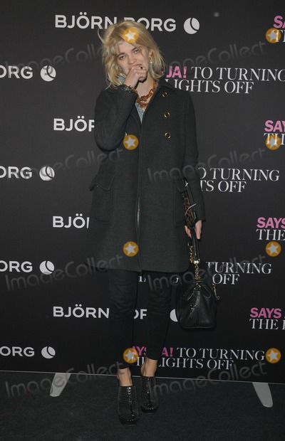 Bjorn Borg Photo - London UK  Pixie Geldofat the Bjorn Borg LFW (London Fashion Week) party Battersea Power Station Kirtling St London 16th February 2012