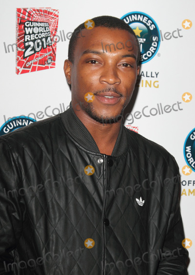 Ashley Walter Photo - London UK Ashley Walters   at the Guinness Book of World Records 2014 Launch Party at One Marylebone London  17th September 2013 RefLMK373-45305-180913 Keith MayhewLandmark MediaWWWLMKMEDIACOM