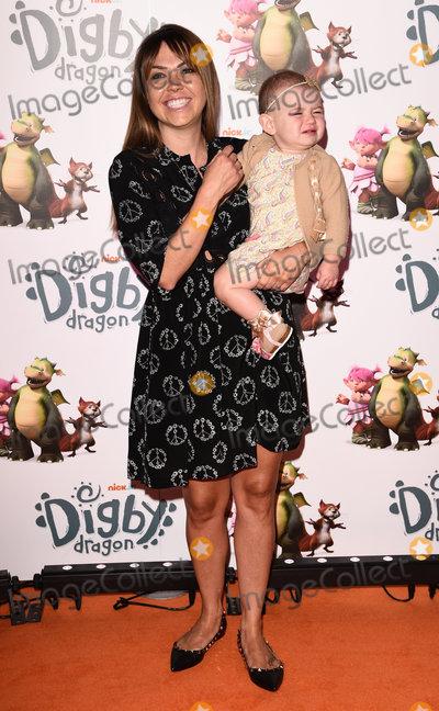Adele Photo - LondonUK   Adele Silva and Sienna at Digby Dragon World Premiere held at The Conservatory Barbican Centre London 2nd July 2016  RefLMK392-60800-030716  Vivienne VincentLandmark Media WWWLMKMEDIACOM