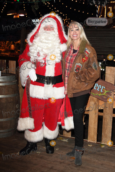 Anneka Rice Photo - London UK Anneka Rice at Winter Wonderland 2014 VIP Opening Night at Hyde Park  in London England 20th November 2014Ref LMK73-50138-211114Keith MayhewLandmark Media WWWLMKMEDIACOM