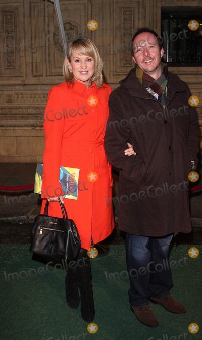 Nicki Chapman Photo - London UK Nicki Chapman  and husband Dave Shackleton at the  Gala Opening Night of Cirque du Soleils  Varekai  at the Royal Albert Hall London 5th January  2010