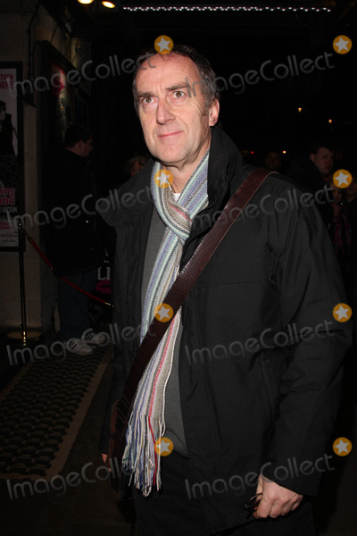Angus Deayton Photo - LondonUK  Angus Deayton at the press night for Entertaining Mr Sloane at the Trafalgar Studios  London 30th January 2009 Keith MayhewLandmark Media