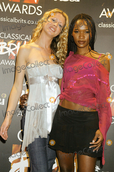 Amici Forever Photo - London Amici Forever at the Cassical Brits Press Nominations at the Landmark Hotel in London 21st April 2004 pictures by JADE ADAMSLANDMARK MEDIA LMK