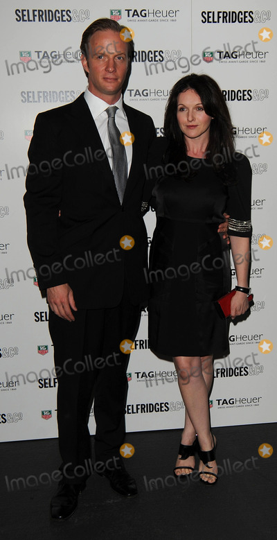 Rupert Penry-Jones Photo - LondonUK Rupert Penry-Jones  and Dervla Kirwan at the 150th anniversary of Tag Heuer The event saw the arrival of a Tag Heuer sponsored  electric powered Tesla super car which is currently touring the world This is the fartheset distance any electric car has done 15th September 2010SydLandmark Media