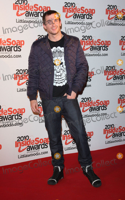 Anthony Quinlan Photo - London UK Anthony Quinlan at the Inside Soap Awards 2010 held at Shaka Zulu Camden London 27th September 2010Keith MayhewLandmark Media