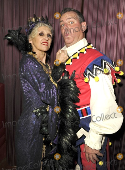 Andy Collins Photo - Aylesbury UK Anita Dobson  Andy Collins at Sleeping Beauty Press Launch at Waddesdon Manor Aylesbury Bucks on the 20th September 2013Ref LMK386-45349-230913Gary MitchellLandmark Media WWWLMKMEDIACOM