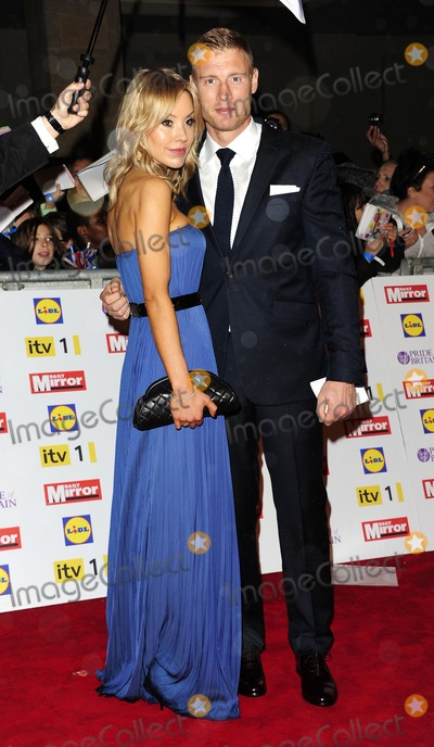 Andrew Flintoff Photo - London UK Rachael wools and Andrew Flintoff at the Pride Of Britain awards at Grosvenor House 29th October 2012SydLandmark Media