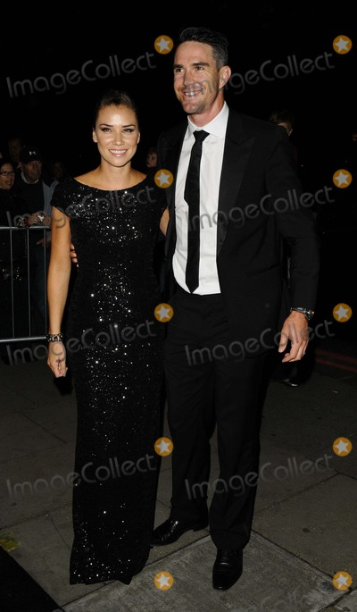 Kevin Pietersen Photo - London UK 210913Jessica Taylor and Kevin Pietersen at the Boodles Boxing Ball 2013 held at Grosvenor House Hotel Park Lane21 September 2013Ref LMK315-45342-220913Can NguyenLandmark MediaWWWLMKMEDIACOM