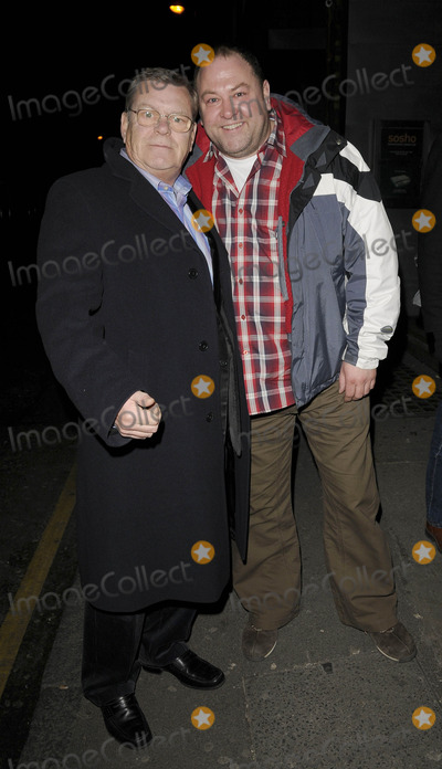 Mark Addy Photo - London UK Warren Clarke and Mark Addy at the Red Riding new Cannel 4 thriller series press launch held at East Room Gallery Tabernacle St 20th January 2009Can NguyenLandmark Media